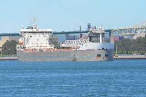 Soo Locks Boat Tours Freighter Manitoulin Lower Lakes Towing