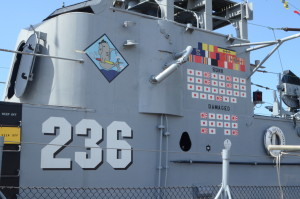 USS Silversides Close Up Battles Victories