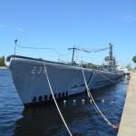Michigan Roadside Attractions: USS Silversides Submarine Museum, Muskegon