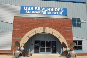 USS Silversides Museum Main Entrance