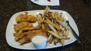 Harsens Island Brewery Food Fish Marysville