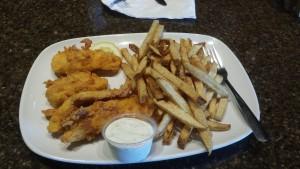 Harsens Island Brewery Food Fish Marysville