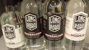 Long Road Distillers Michigan Craft Spirits