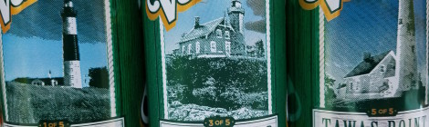 Michigan Lighthouses Shine Bright on New Vernors Lighthouse Collection Cans