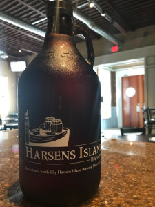 Harsens Island Growler Marysville Michigan