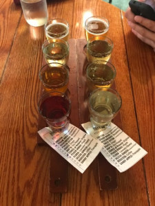 Ridge Cider Flight Grant Michigan