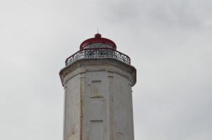 Keweenaw Waterway Lower Entrance Light Tower View