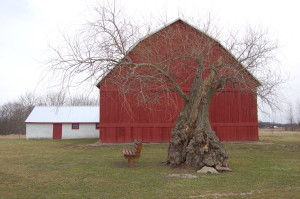 Grand Ravines South Historic Scenic Barn