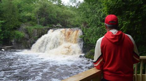 Michigan Waterfall Road Trip: US-2 in the Western Upper Peninsula