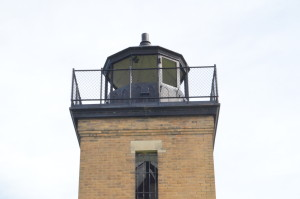 Peninsula Point Light Tower Tour Michigan UP