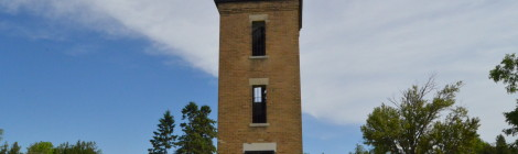 Peninsula Point Light, Hiawatha National Forest