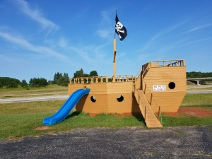 Sea Shell City Playground Michigan North