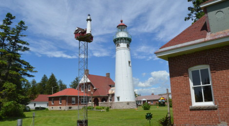 Photo Gallery Friday: Seul Choix Point Lighthouse Tour