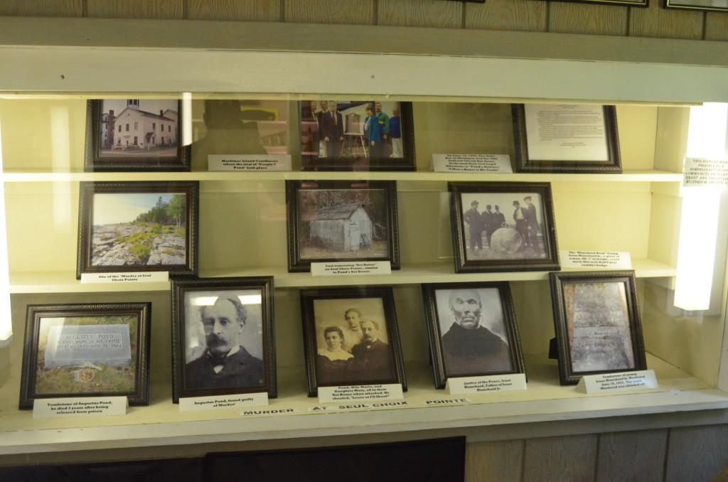 Seul Choix Point Lighthouse Murder History Museum