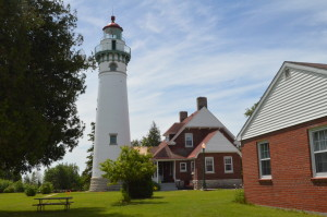 Seul Choix Point Lighthouse Museum Gulliver Michigan