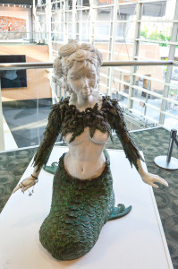 """Nautalie of the Emerald Sea"" by Alan Brown, at Devos Place Convention Center"