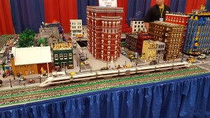 Grand Rapids Comic Con Legos