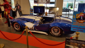 Grand Rapids Comic Con Iron Man Car