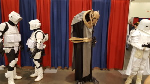 Star Wars Grand Rapids Comic Con