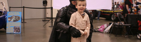 Our Family Friendly Review of the 2017 Grand Rapids Comic Con