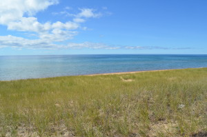 Lake Michigan Dunes US2 Scenic Byway