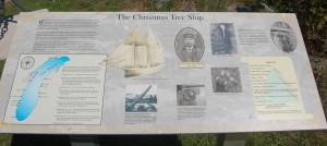 Rouse Simmons Christmas Tree Ship