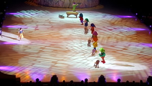 things to do in michigan disney on ice van andel arena