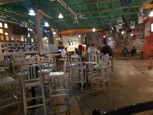 Right Brain Brewery Warehouse Traverse City