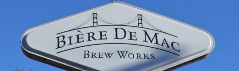 Biere De Mac Brew Works, Mackinaw City