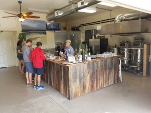 Burnt Marshmallow Brewing Indoor Taproom Petoskey