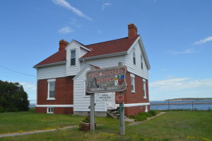 Grand Marais Harbor Lights Keeper's House Museum