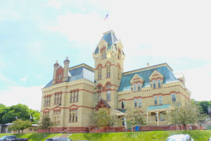 Houghton County Courthouse Michigan Upper Peninsula