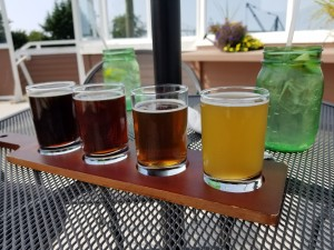 Karl's Cuisine Sault Ste. Marie Beer Flight