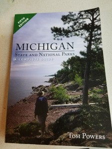 Michigan State National Parks Book