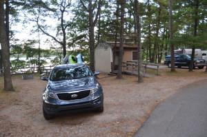 Otego Lake State Park Mini Cabin Gaylord