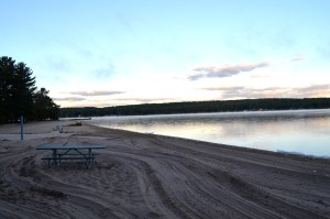 Otsego Lake State Park Beach Gaylord
