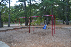 Otsego Lake State Park Playground Gaylord