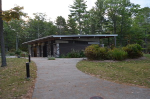 Otsego Lake State Park Showers Restrooms