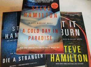Steve Hamilton Alex McKnight Novels