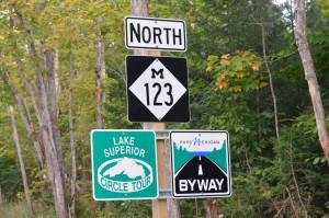 Tahquamenon Scenic Byway Pure Michigan
