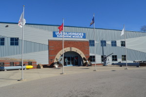 USS Silversides Submarine Museum Building Muskegon