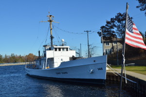USS Silversides Submarine Museum McLane CG Cutter
