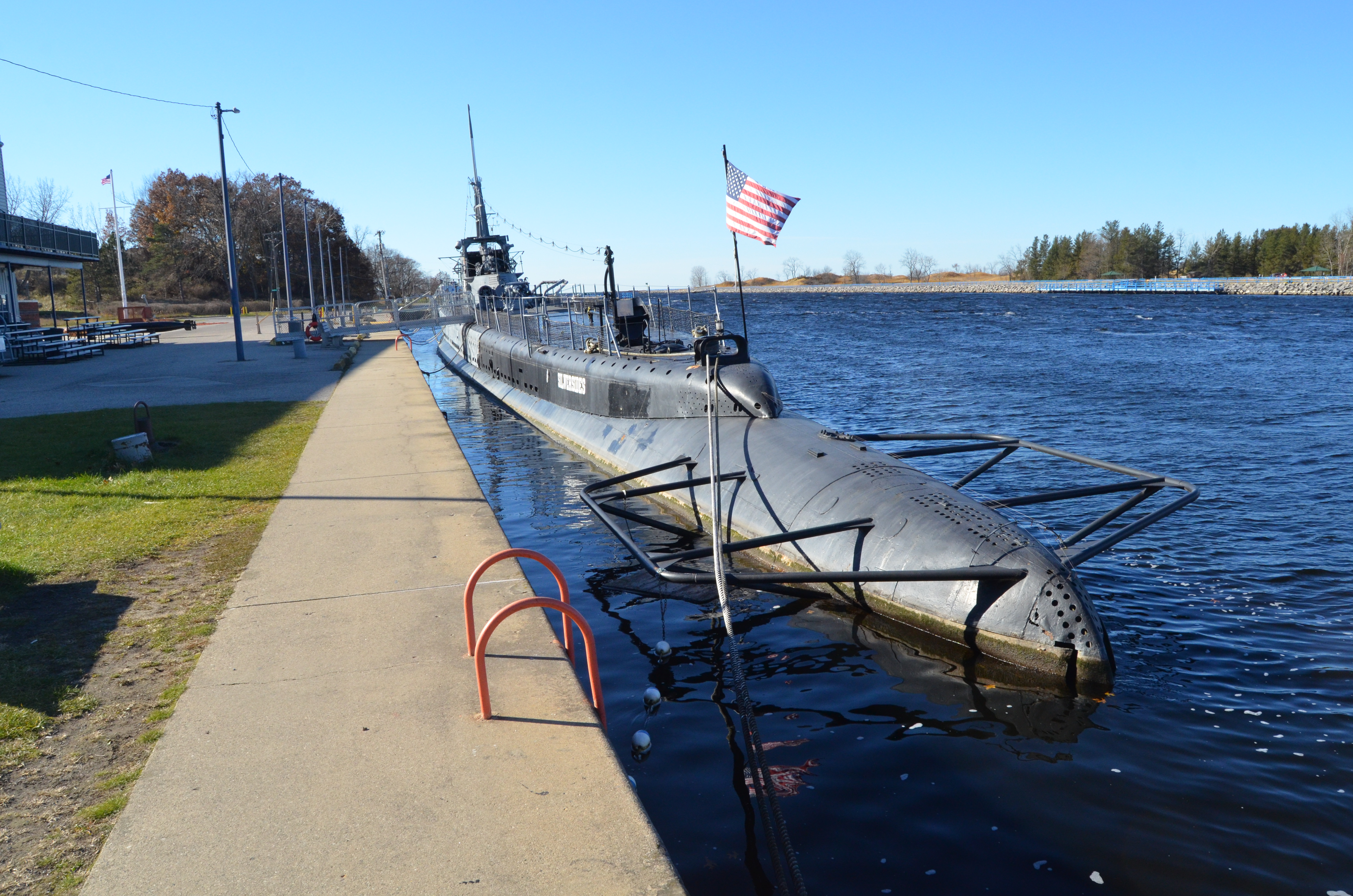 USS Silversides Submarine Museum Muskegon Michigan