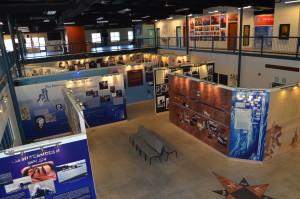 USS Silversides Submarine MuseumDisplay Rooms Lower Level