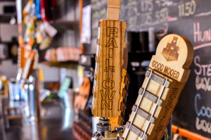 tap handles railtown