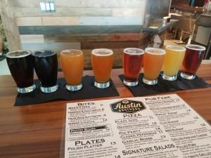 Austin Brothers Beer Company Alpena MI