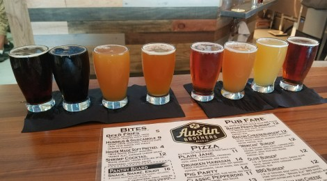 Austin Brothers Beer Company, Alpena