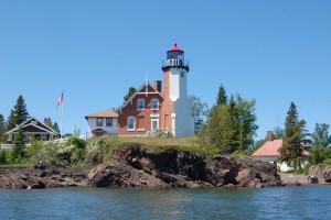 Eagle Harbor Lighthouse Kayak Trip