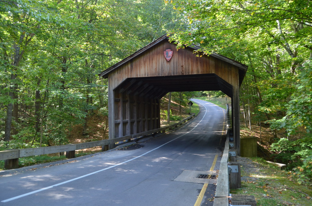 Pierce Stocking Covered Bridge Sleeping Bear