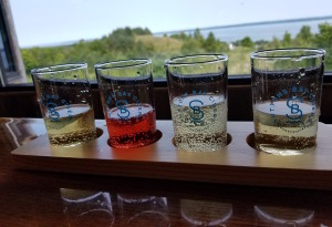 Suttons Bay Ciders Michigan Feature Photo